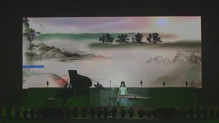 冬之旅---古筝独奏《临安遗恨》